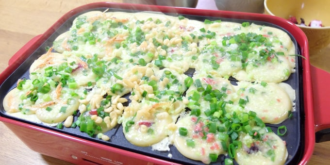 料理画像|ブルーノホットプレート