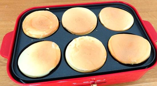 パンケーキ|ブルーノマルチプレート