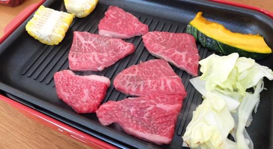 焼肉|ブルーノグリルプレート